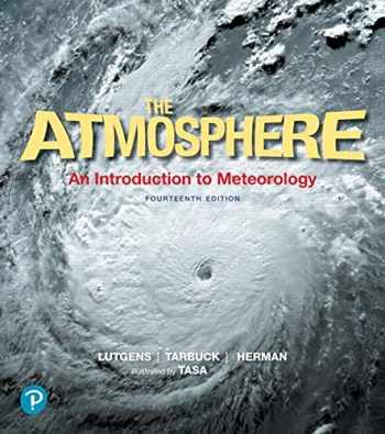 9780134790466-0134790464-Atmosphere: An Introduction to Meteorology Plus Mastering Meteorology with Pearson eText, The -- Access Card Package (14th Edition) (MasteringMeteorology Series)