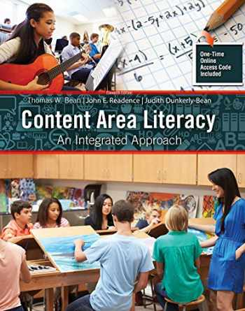 9781524922078-1524922072-Content Area Literacy: An Integrated Approach