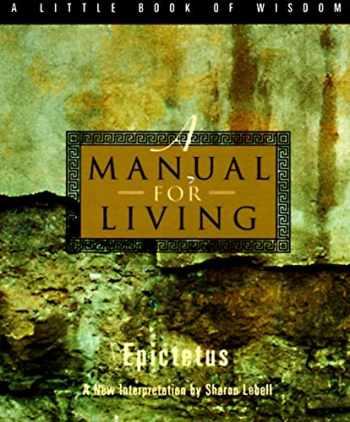 9780062511119-0062511114-A Manual for Living (Little Book of Wisdom (Harper San Francisco))
