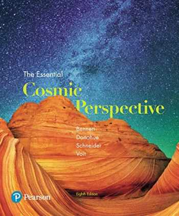 9780134516332-0134516338-Essential Cosmic Perspective Plus Mastering Astronomy with Pearson eText, The -- Access Card Package (8th Edition) (Bennett Science & Math Titles)