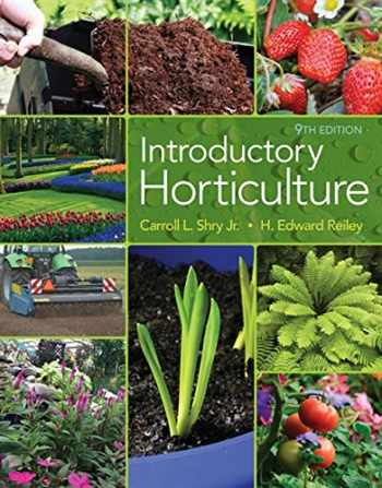 9781285424729-1285424727-Introductory Horticulture
