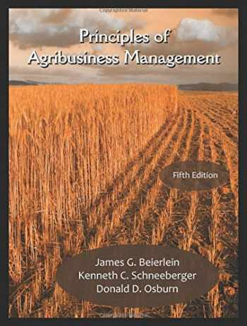 9781478605669-1478605669-Principles of Agribusiness Management, Fifth Edition