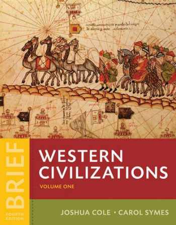 9780393614886-0393614883-Western Civilizations: Their History & Their Culture (Brief Fourth Edition)  (Vol. Volume 1)