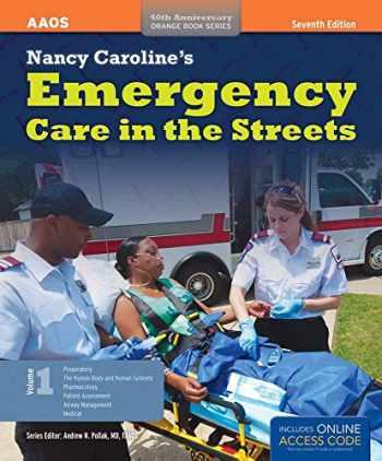 9781449645861-1449645860-Nancy Caroline's Emergency Care In The Streets (2 Volume set) (Orange Book)