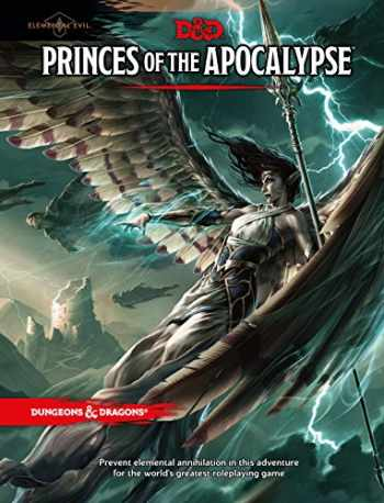 9780786965786-0786965789-Princes of the Apocalypse (Dungeons & Dragons)