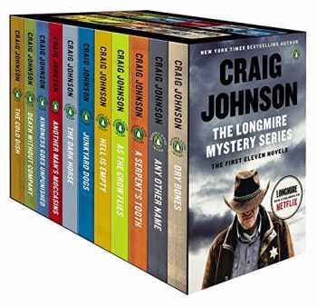 9780143129608-0143129600-The Longmire Mystery Series Boxed Set Volumes 1-11: The First Eleven Novels (A Longmire Mystery)