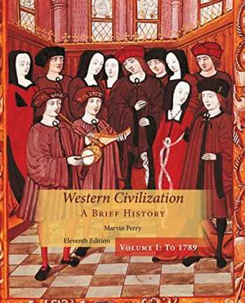 9781305091597-1305091590-Western Civilization: A Brief History, Volume I