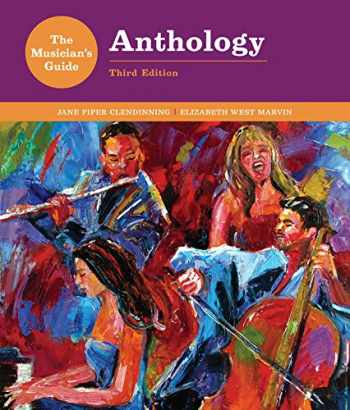 9780393283198-0393283194-The Musician's Guide to Theory and Analysis Anthology (Third Edition)