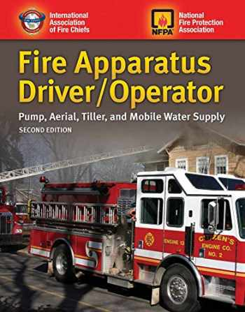 9781284026917-1284026914-Fire Apparatus Driver/Operator: Pump, Aerial, Tiller, and Mobile Water Supply