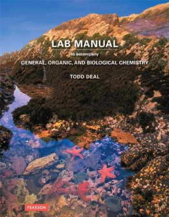 9780321819253-032181925X-Laboratory Manual for General, Organic, and Biological Chemistry