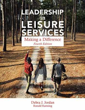 9781571678553-1571678557-Leadership in Leisure Services: Making a Difference
