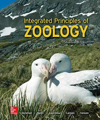 9781259562310-125956231X-LooseLeaf for Integrated Principles of Zoology