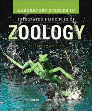 9780077508883-0077508882-Laboratory Studies in Integrated Principles of Zoology