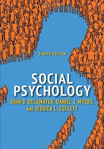 9780813349503-0813349508-Social Psychology