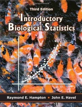 9781577669500-1577669509-Introductory Biological Statistics, Third Edition