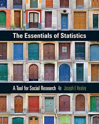 9781305093836-1305093836-The Essentials of Statistics: A Tool for Social Research