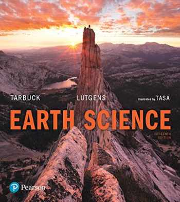 9780134609935-013460993X-Earth Science Plus MasteringGeology with Pearson eText -- Access Card Package (15th Edition)