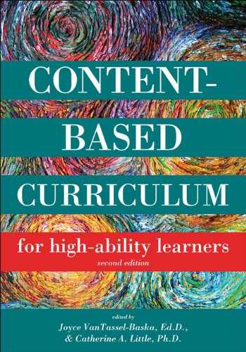 9781593633998-1593633998-Content Based Curriculum for High Ability Learners