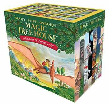 9780375849916-0375849912-Magic Tree House Boxed Set, Books 1-28
