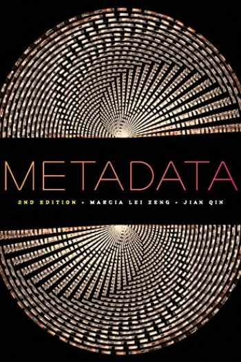 9781555709655-1555709656-Metadata, Second Edition