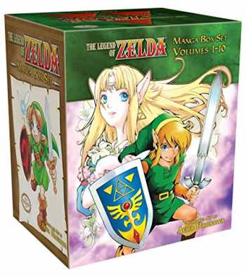 9781421542423-1421542420-The Legend of Zelda Box Set