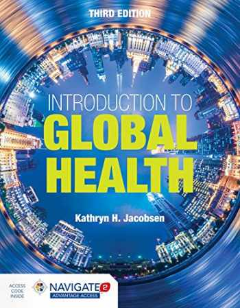 9781284123890-1284123898-Introduction To Global Health