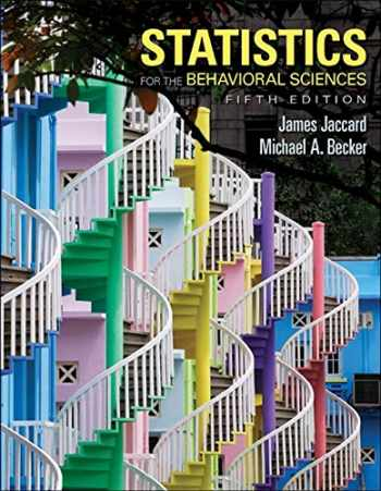 9780534634032-0534634036-Statistics for the Behavioral Sciences (PSY 471 Applied Behavioral Analysis and Remediation)