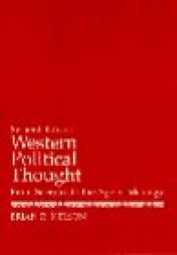 9780131911727-0131911724-Western Political Thought: From Socrates to the Age of Ideology (2nd Edition)