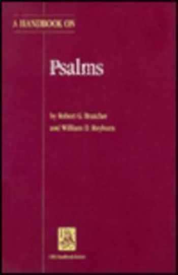 9780826701190-0826701191-A Handbook on Psalms (HELPS FOR TRANSLATORS)