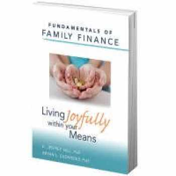 9781611661095-1611661099-Fundamentals of Family Finance (Living Joyfully within your Means)