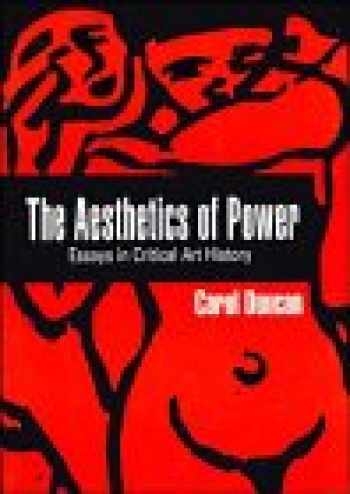 9780521421874-052142187X-The Aesthetics of Power: Essays in the Critical History of Art (Cambridge Studies in New Art History and Criticism)