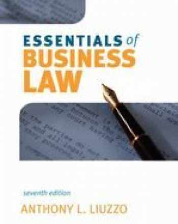 9781259254055-1259254054-Essentials of Business Law