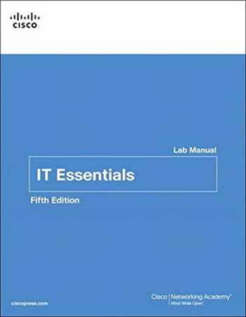 9781587133107-1587133105-IT Essentials: PC Hardware and Software (Lab Companion)