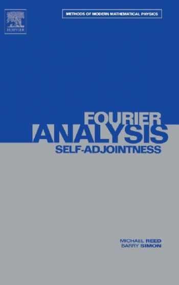 9780125850025-0125850026-Fourier Analysis, Self-Adjointness (Methods of Modern Mathematical Physics, Vol. 2) (Volume 2)