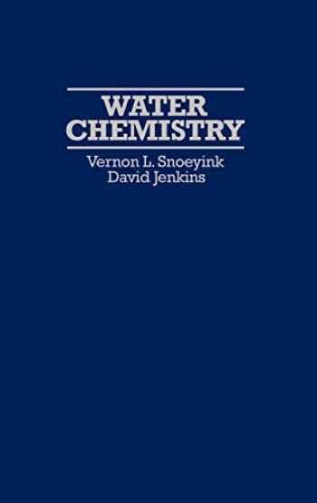 9780471051961-0471051969-Water Chemistry