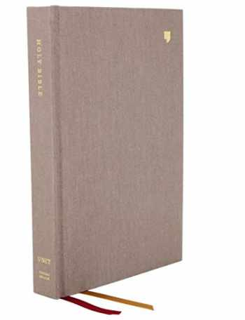 9780785224716-0785224718-NET Bible, Thinline, Cloth over Board, Gray, Comfort Print: Holy Bible