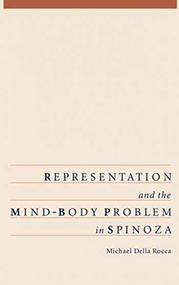 9780195095623-0195095626-Representation and the Mind-Body Problem in Spinoza