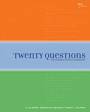 9781439043967-1439043965-Twenty Questions: An Introduction to Philosophy