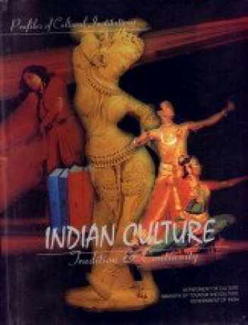 9788187614081-8187614080-Indian Culture - Tradition & Continuity