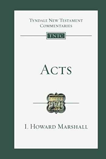 9780830842353-0830842357-Acts (Tyndale New Testament Commentaries (IVP Numbered))