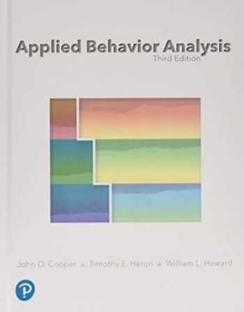 9780134752556-0134752554-Applied Behavior Analysis