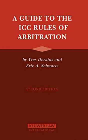 9789041122681-9041122680-A Guide To the ICC Rules of Arbitration
