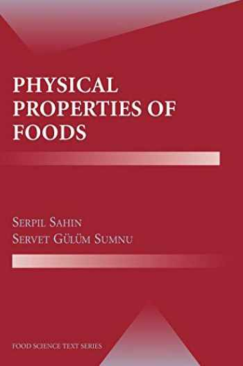 9780387307800-038730780X-Physical Properties of Foods (Food Science Text Series)