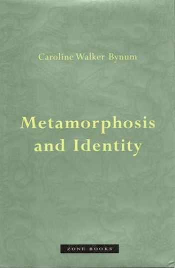 9781890951238-1890951234-Metamorphosis and Identity (Zone Books)