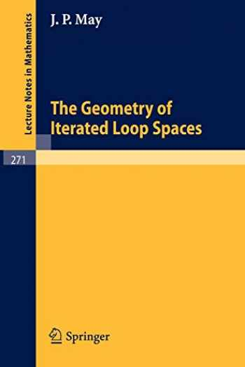 9783540059042-3540059040-The Geometry of Iterated Loop Spaces (Lecture Notes in Mathematics (271))