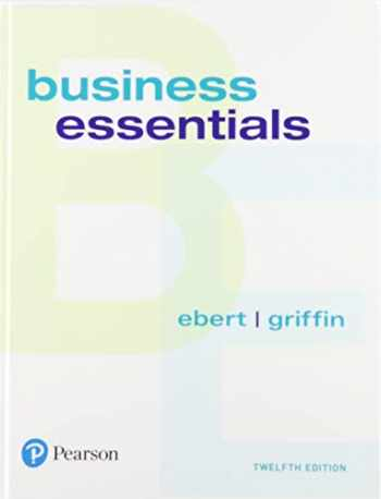 9780135983232-0135983231-Business Essentials + 2019 MyLab Intro to Business with Pearson eText -- Access Card Package