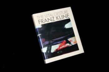 9780896595712-0896595714-The Vital Gesture: Franz Kline