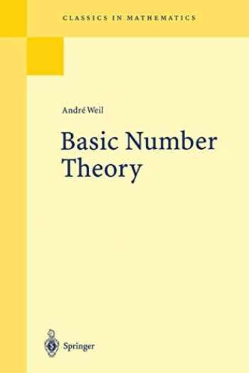 9783540586555-3540586555-Basic Number Theory (Grundlehren der mathematischen Wissenschaften)