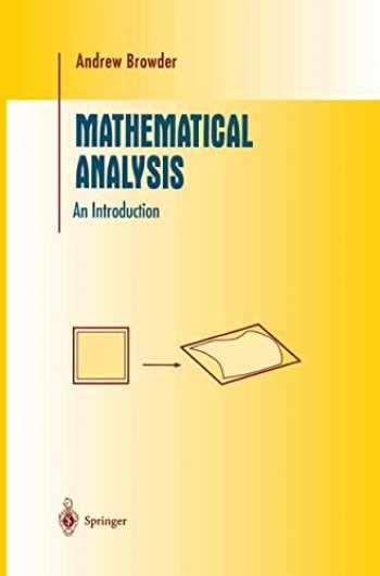 9781461268796-1461268796-Mathematical Analysis: An Introduction (Undergraduate Texts in Mathematics)