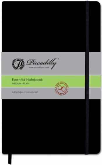 9781571335562-1571335560-Essential Medium Blank Journal-Black